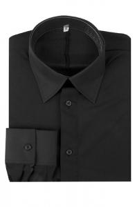 4098 Black Ballroom practice shirt