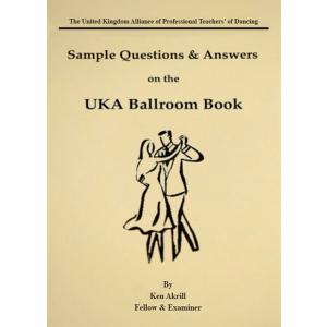 9010 The UKA Ballroom Q&A Book - Ken Akrill