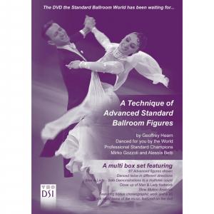 A Technique of Advanced Standard Ballroom Figures