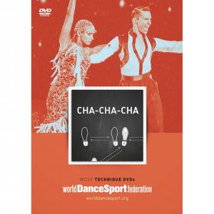 7515 WDSF Latin American Technique DVD