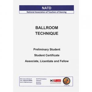 9081 NATD Ballroom Technique