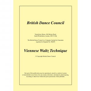 9034 Viennese Waltz Technique