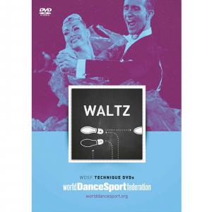 7510 WDSF Technique Ballroom DVDs